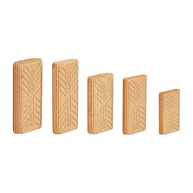 Beech Domino Tenons for Domino DF 500