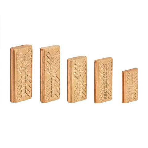 Ultimate Tools Beech Domino Tenons for Domino DF 500