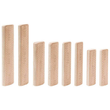 Ultimate Tools Beech Domino Tenons for Domino DF 700
