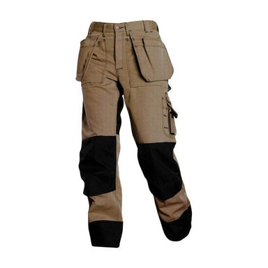 Blaklader Khaki Heavy-Work Pants & Accessories