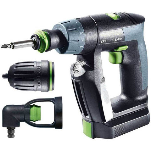 Ultimate Tools CXS Compact Drill