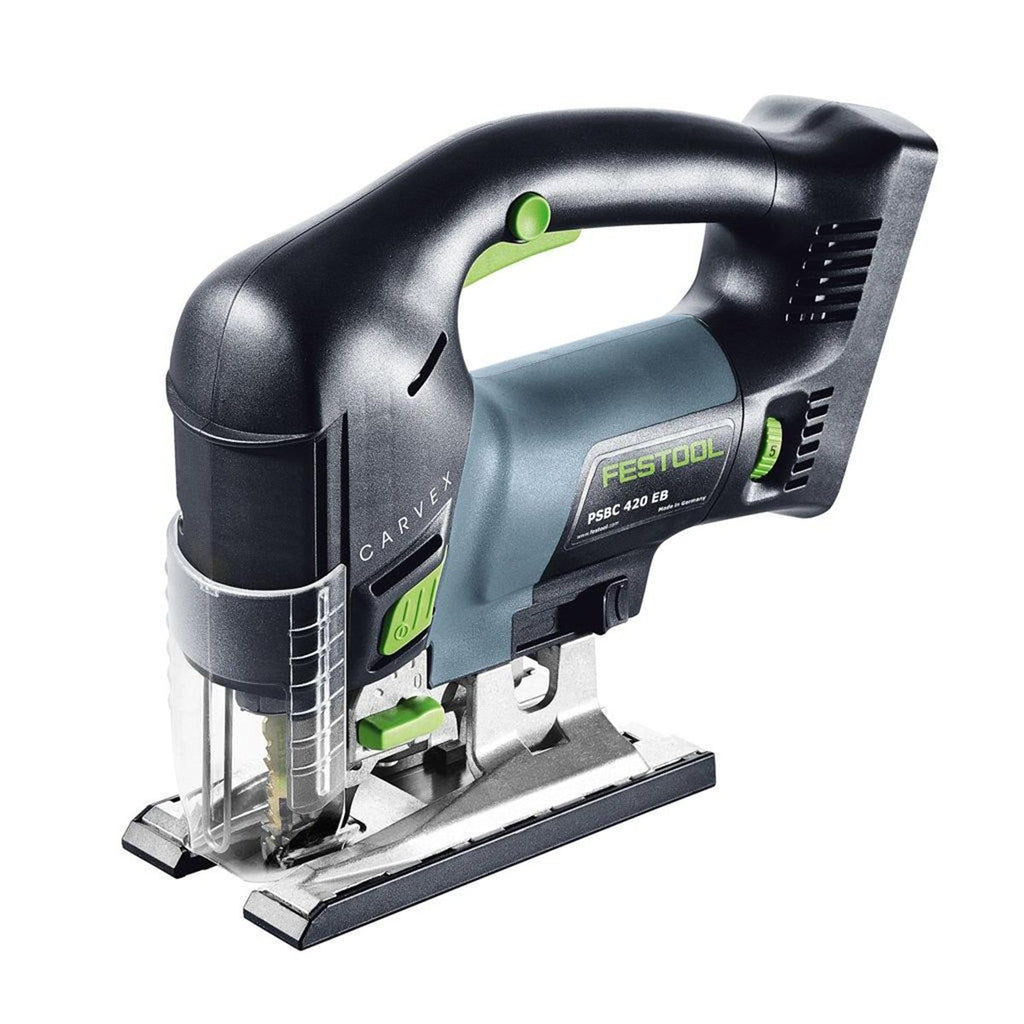 Cordless Carvex D-Handle Jigsaw - with AirStream Batteries