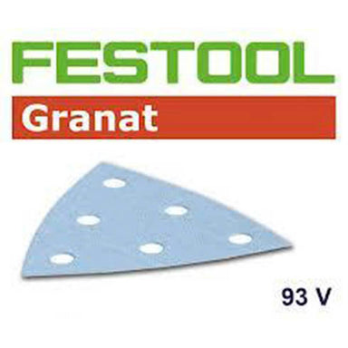 Ultimate Tools DX 93 Abrasive - Granat