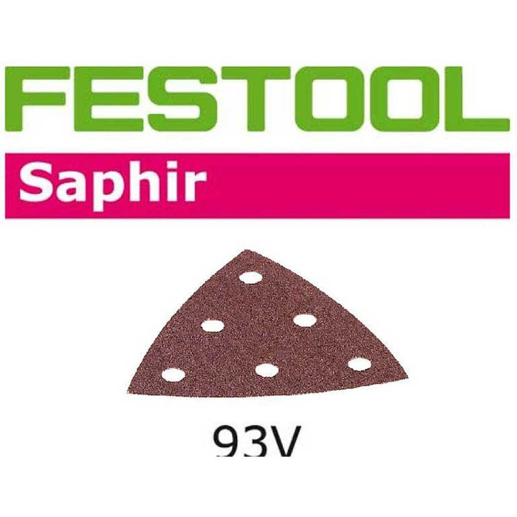 Saphir Abrasives - DX93  P50 (DISCONTINUED)