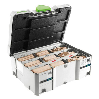 Domino XL DF 700 Assortments with Systainer