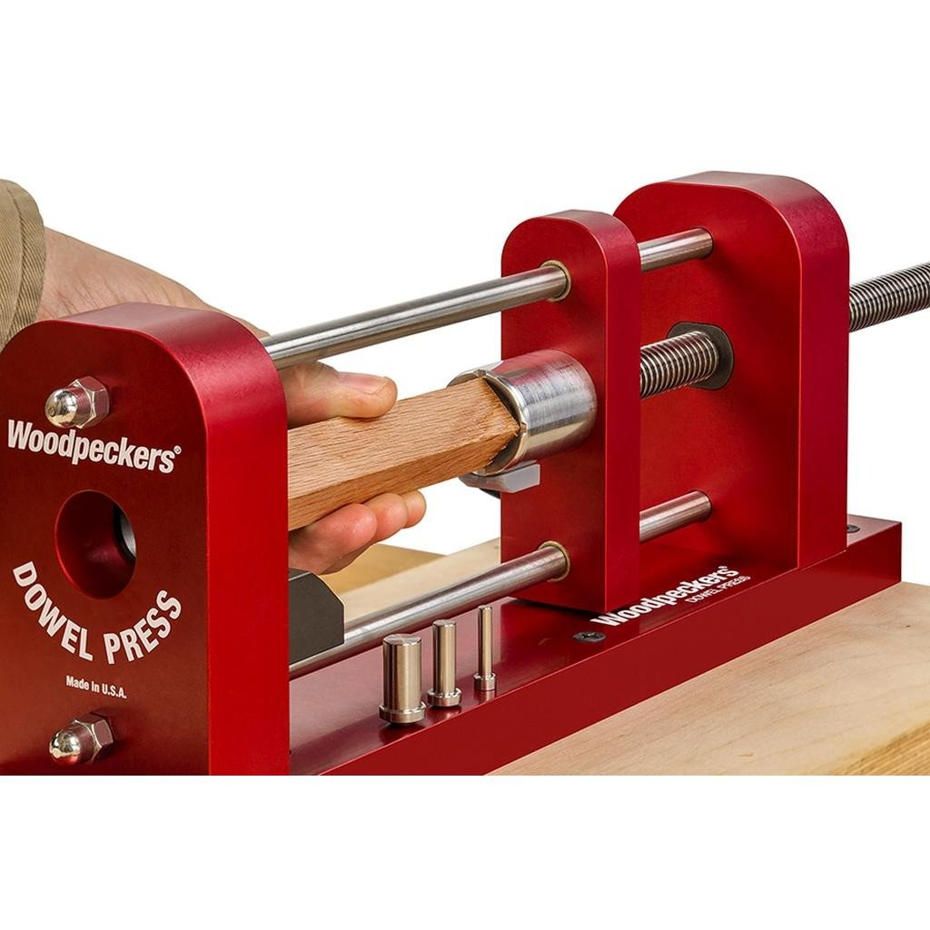 Woodpeckers Woodpeckers Dowel Press OneTime Tools  - Retired,  - Ultimate Tools - 9