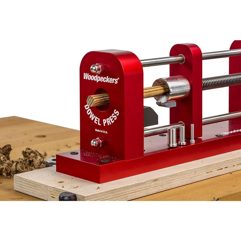 Woodpeckers Woodpeckers Dowel Press OneTime Tools  - Retired,  - Ultimate Tools - 7