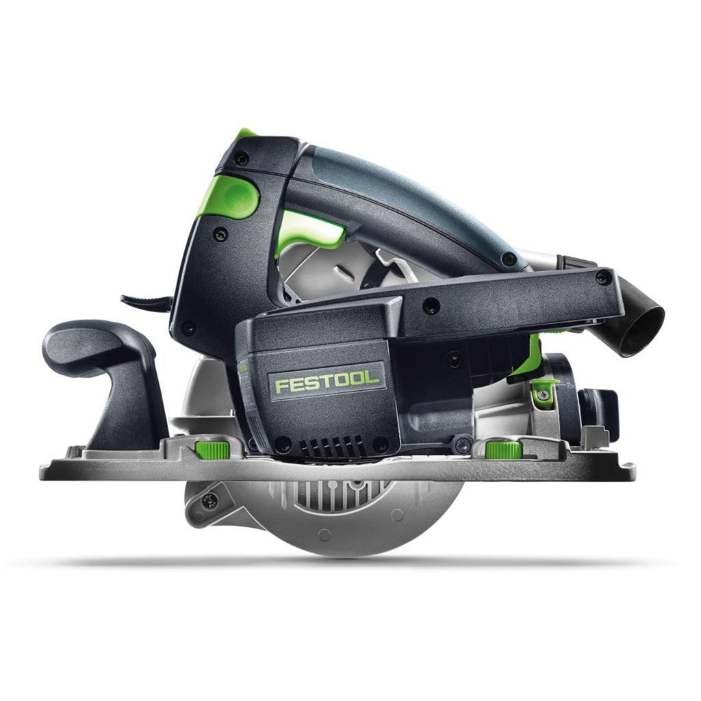 Festool Cordless HKC 55 Carpentry Tracksaws with Airstream Batteries
