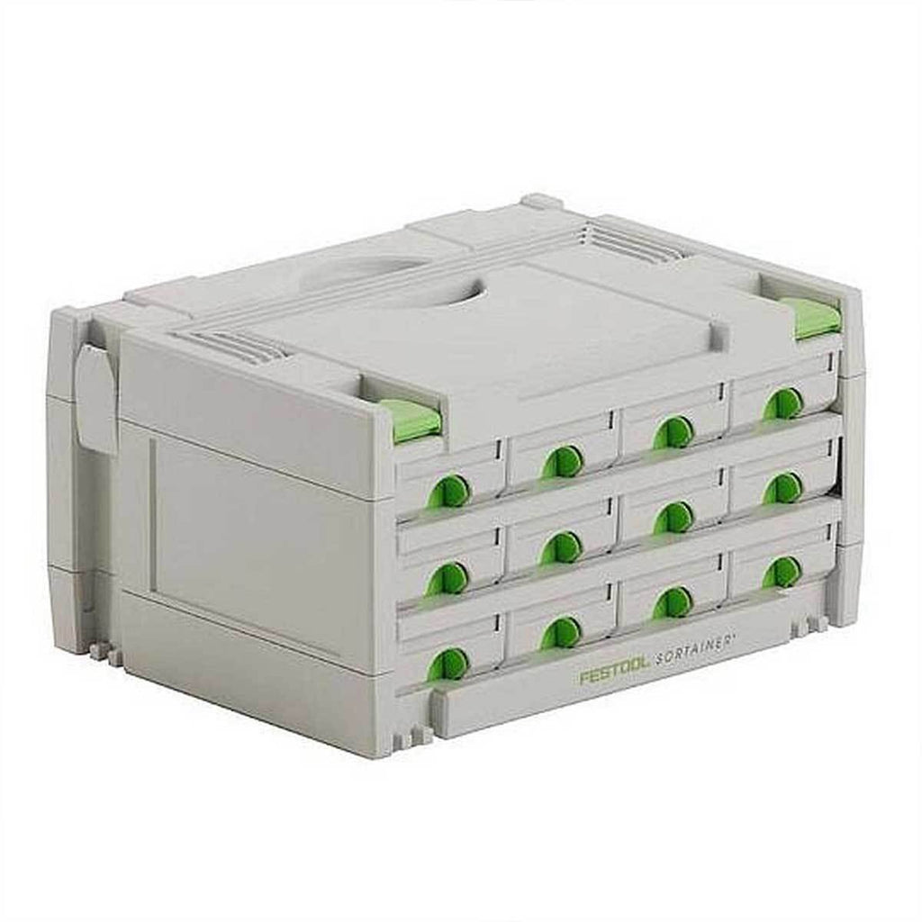 Festool Sortainers (Systainers with Drawers)