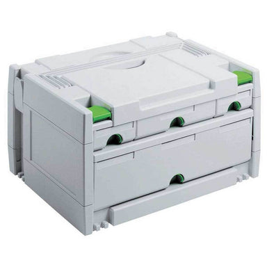 Ultimate Tools Festool Sortainers (Systainers with Drawers)