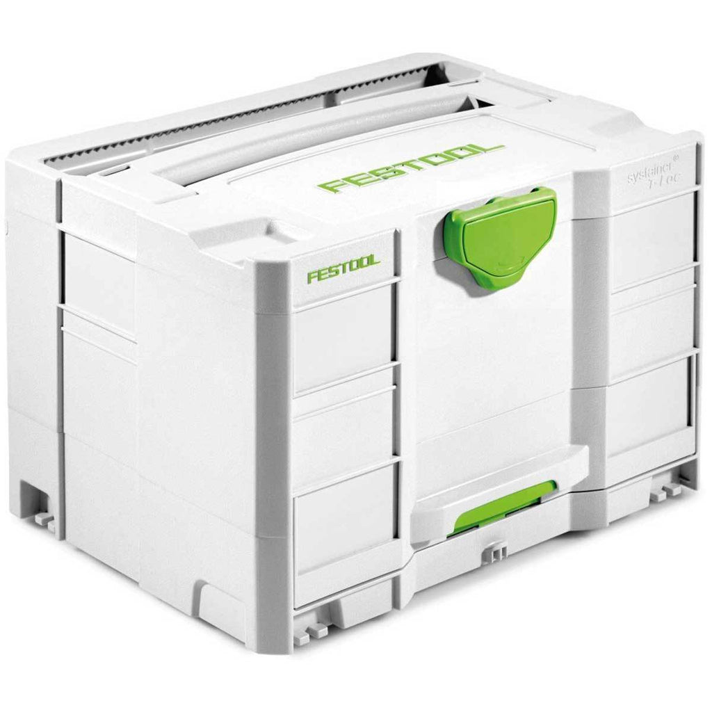 Ultimate Tools Festool Sys Combi And Sortainer Sys T-Loc Storage