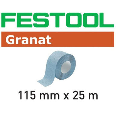Ultimate Tools Granat Abrasive Roll
