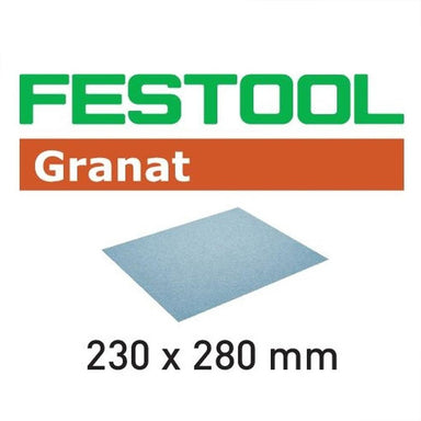 Ultimate Tools Granat Abrasive Sheet Paper