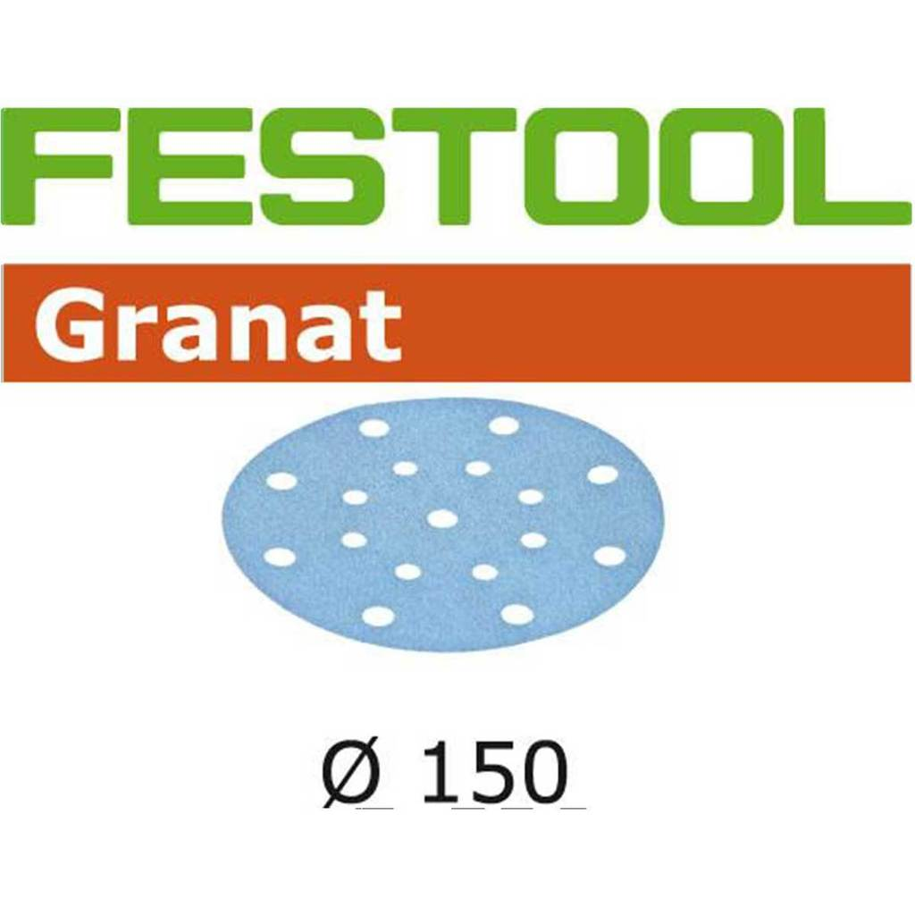 Ultimate Tools Abrasive - Granat D150 P80