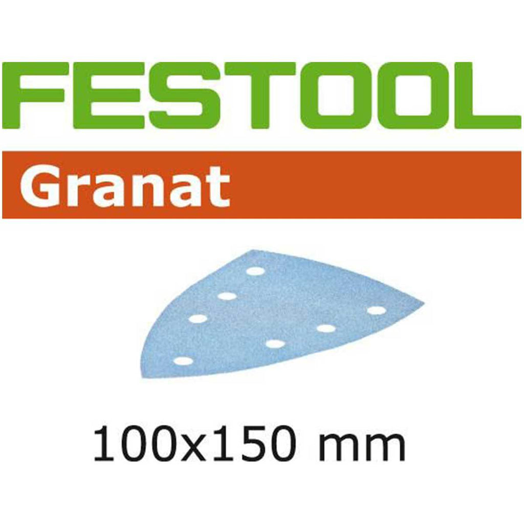 Ultimate Tools Delta 100 x 150 mm Abrasive - Granat