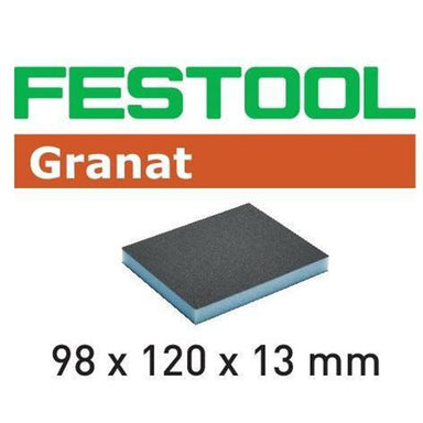 Ultimate Tools Granat Double-Sided Abrasive Sponge