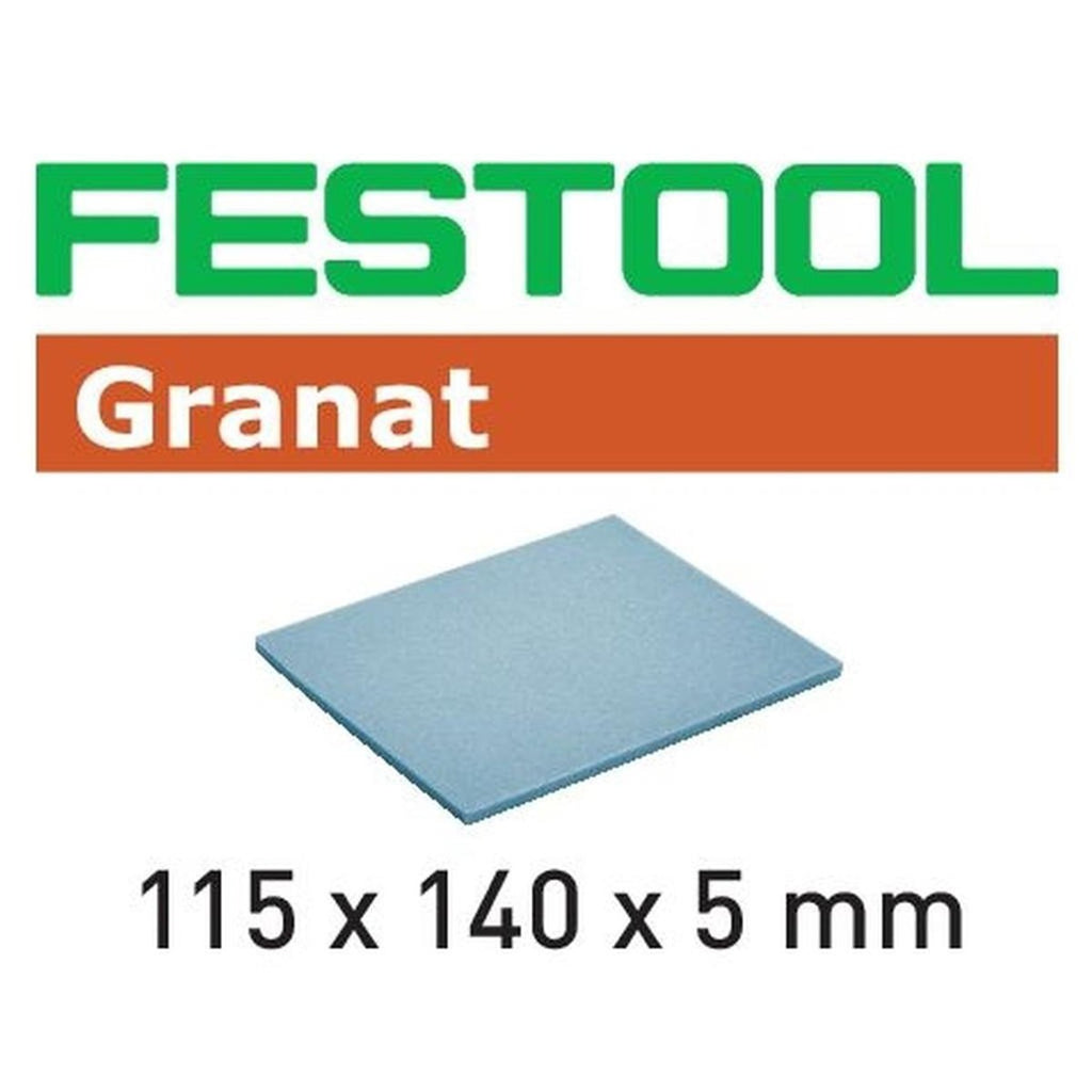Granat One-Sided Abrasive Sanding Pad