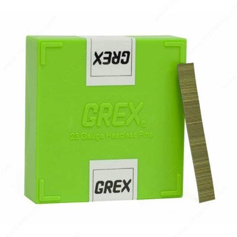 Ultimate Tools Grex 23 Guage Pins (Qty 10,000)