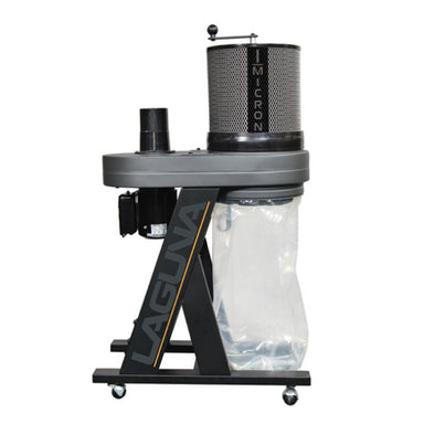 Laguna b Flux 1HP Dust Collector with 1 Micron Filter (FOB Ultimate Tools)