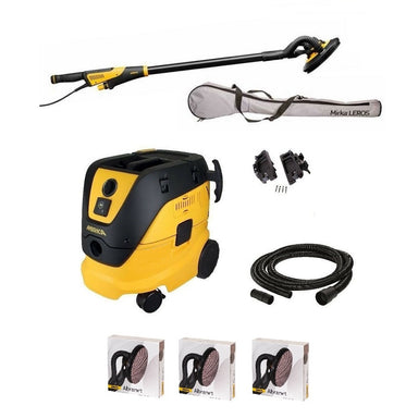 Mirka LEROS Dust Extractor Deluxe Kit