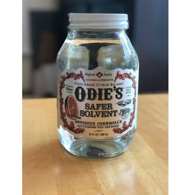 Odie's Safer Solvent - 32oz Jar
