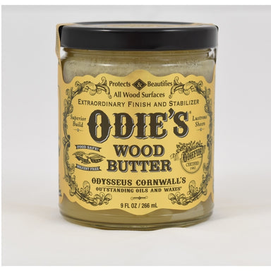 Odie's Wood Butter - 9oz Jar