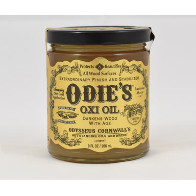 Odie's Oxi Oil - 9oz Jar