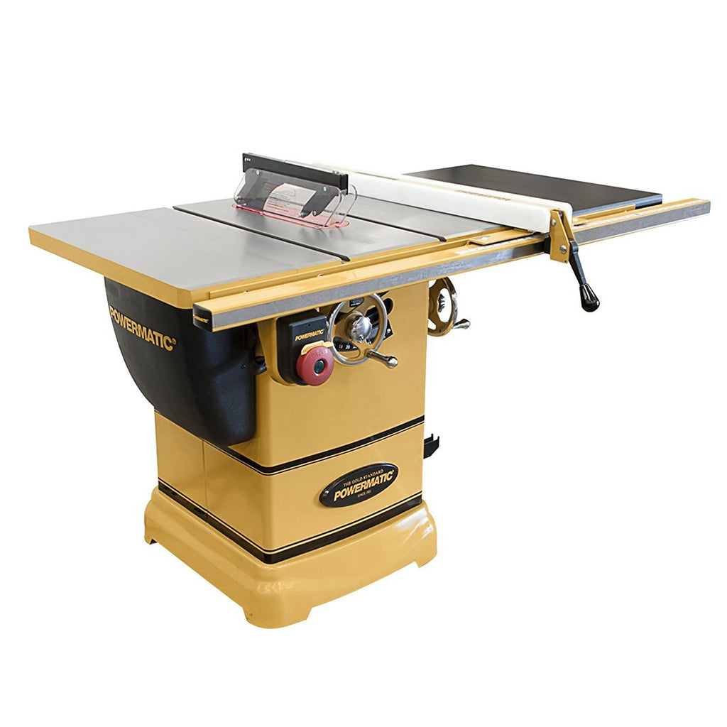 "PM1000 Tablesaw, 1-3/4HP 1PH 115V,30"" Accu-Fence System w/Riving Knife"