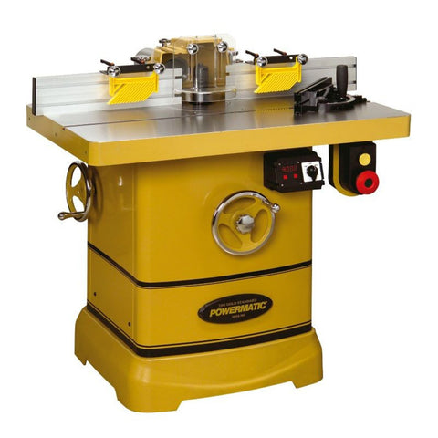 PM2700 Shaper, 3HP 1PH 230V, DRO, Casters