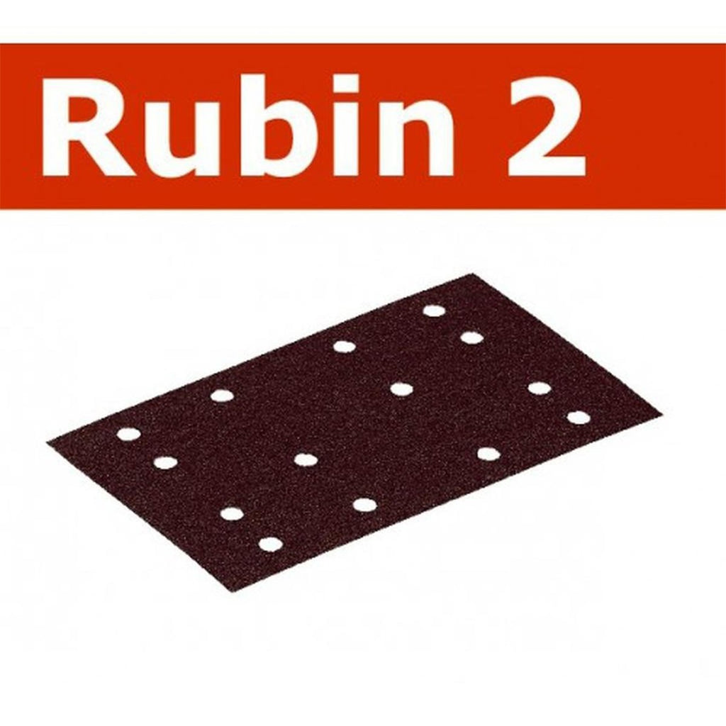 Rubin2 Abrasives for RTS 400 and LS130 Sanders (80x133mm)