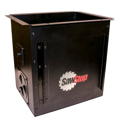 SawStop Downdraft Dust Collection Box for Router Table