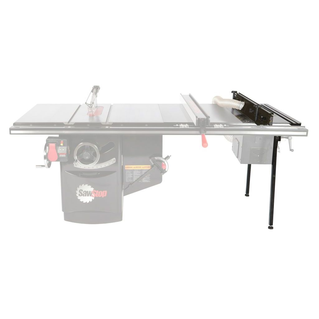 SawStop In-Line Router Table for SawStop Industrial Cabinet Saw