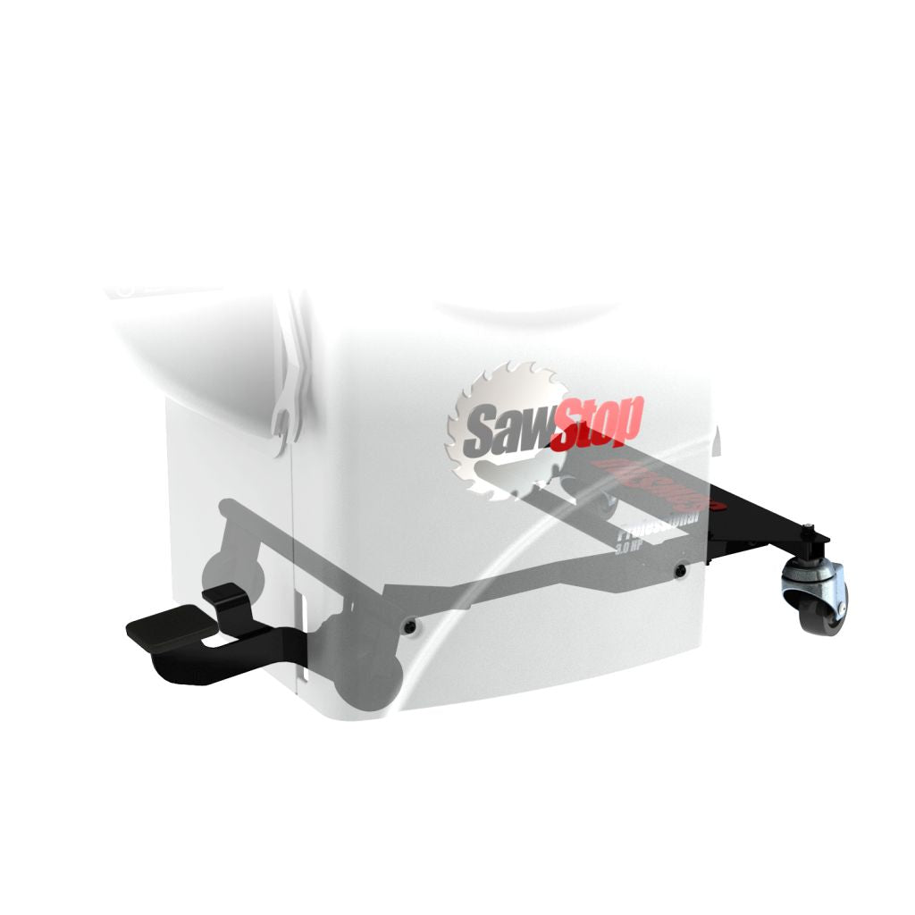 SawStop Integrated Mobile Base for PCS