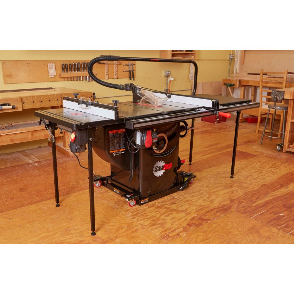 SawStop Professional Cabinet Saw with options