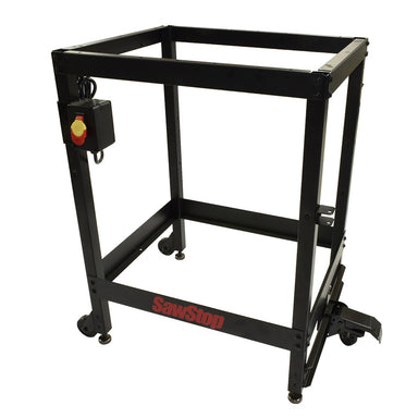 SawStop Floor Stand with Remote Switch and levelling feet