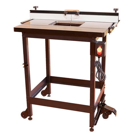SawStop Freestanding Cast Iron Router Table
