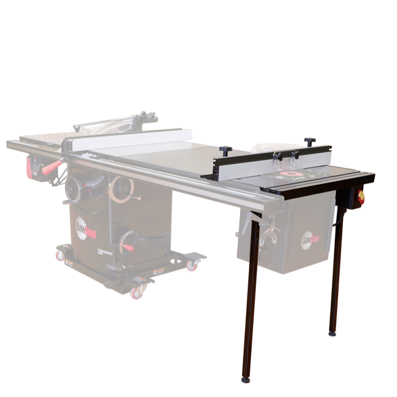 SawStop In Line Router Table RT TGP on Professional Cabinet Saw