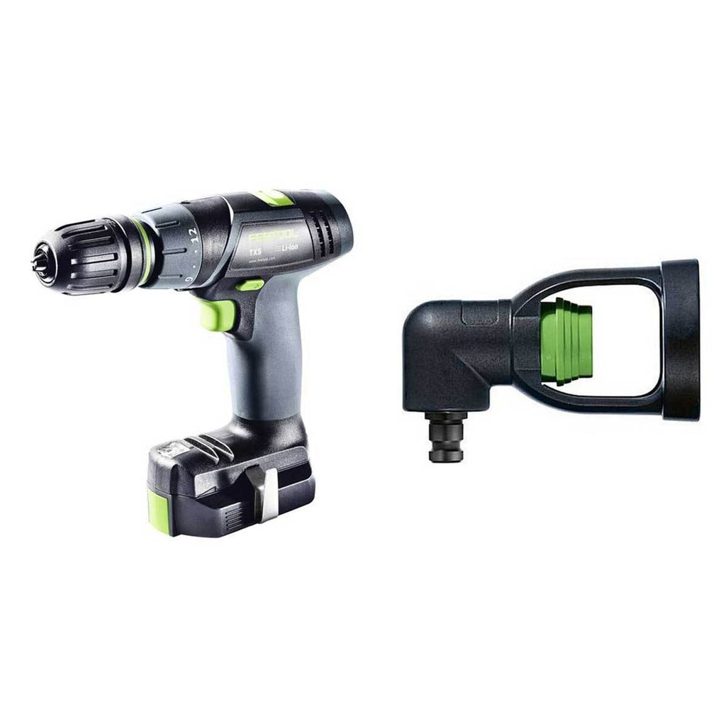 TXS Compact Drill - T Handle Style