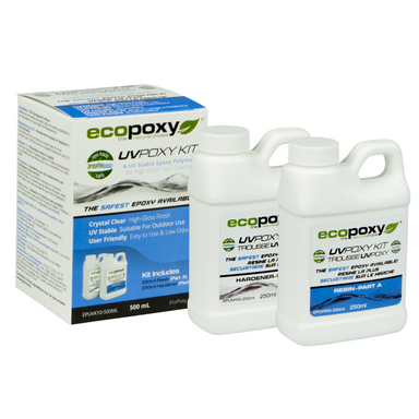 EcoPoxy UV Poxy Kit