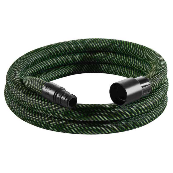 Suction hose D 27/32x5,0m-AS/CT For CT 26/36/48
