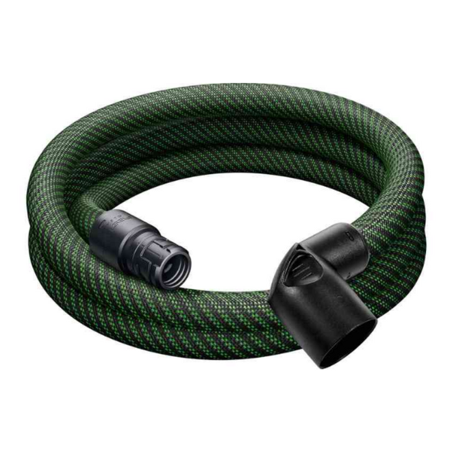 Suction hose D 27x3,0m-AS-90°/CT For CTL SYS