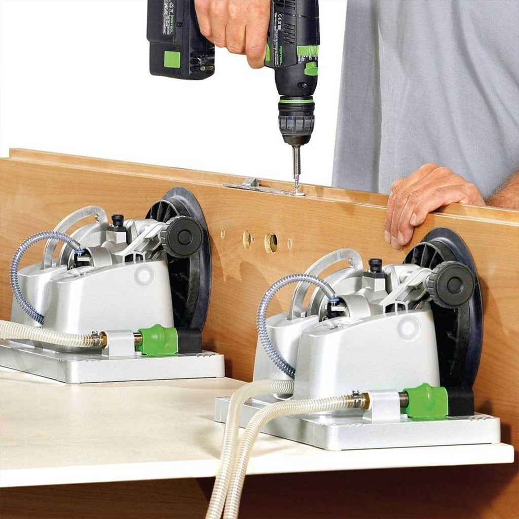 Ultimate Tools VAC SYS Suction Clamping System Set