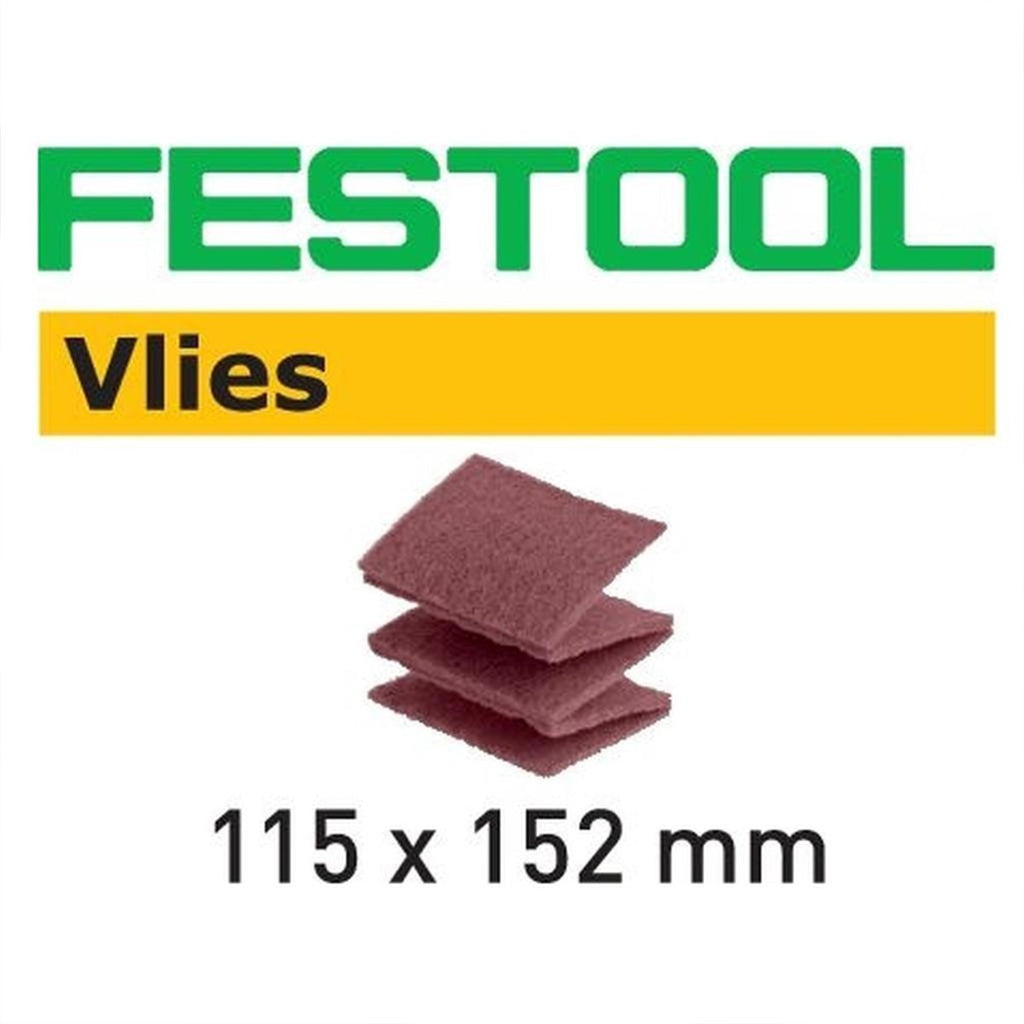 Ultimate Tools Vlies Abrasive Sheets