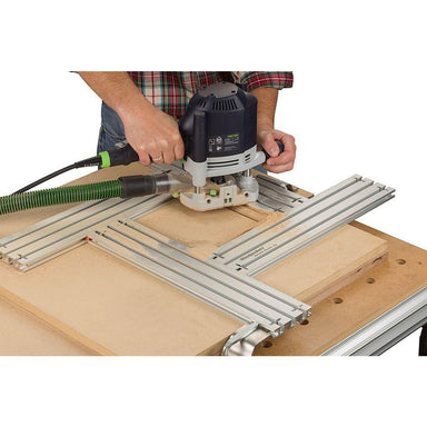 Variable Router Jig - One Time Tool