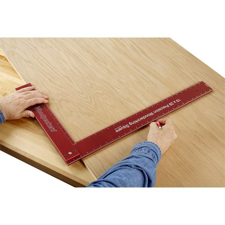 "Woodpeckers Woodpeckers Precision Framing Squares - RETIRED, 18"" Square - Ultimate Tools - 7"