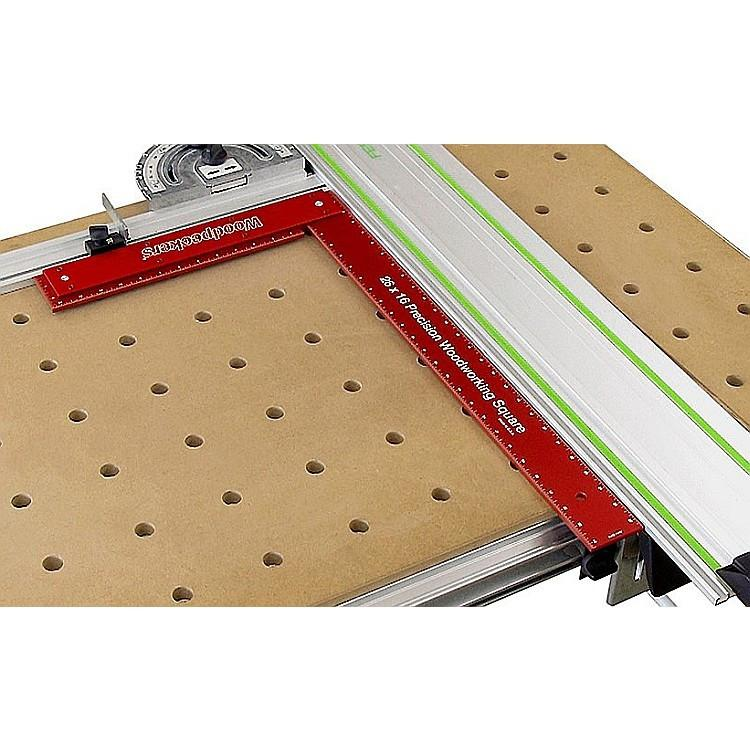 Woodpeckers Woodpeckers Precision Framing Squares - RETIRED, 450mm Square with Case - Ultimate Tools - 5
