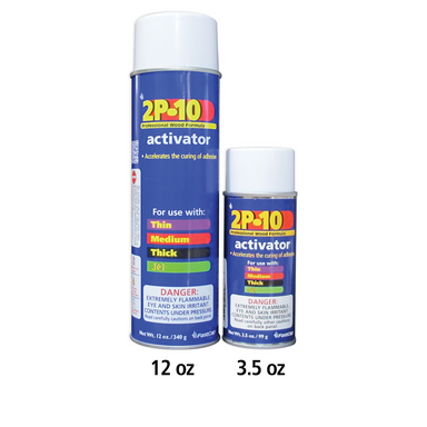 Ultimate Tools 2P-10 Activator Spray 12 OZ, Aerosol