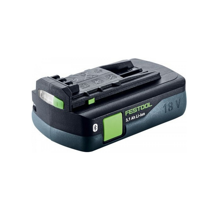 Ultimate Tools Bluetooth 18V Airstream Compact Battery, 3.1AH