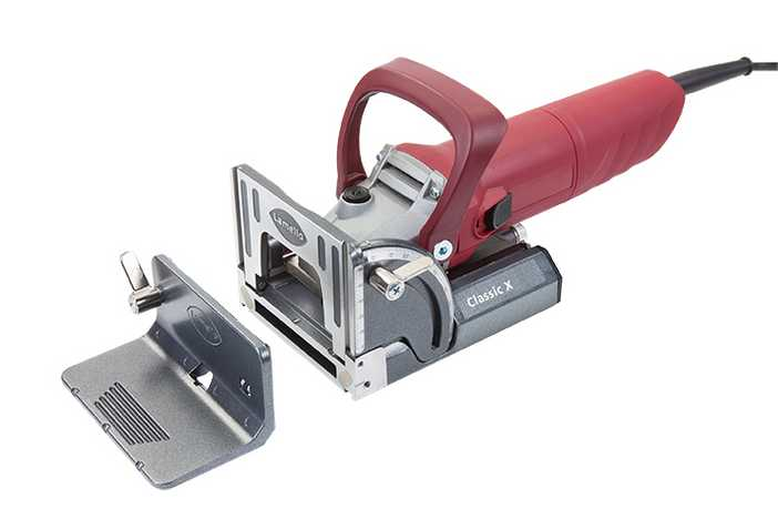 Lamello Classic X Biscuit Joiner with fence
