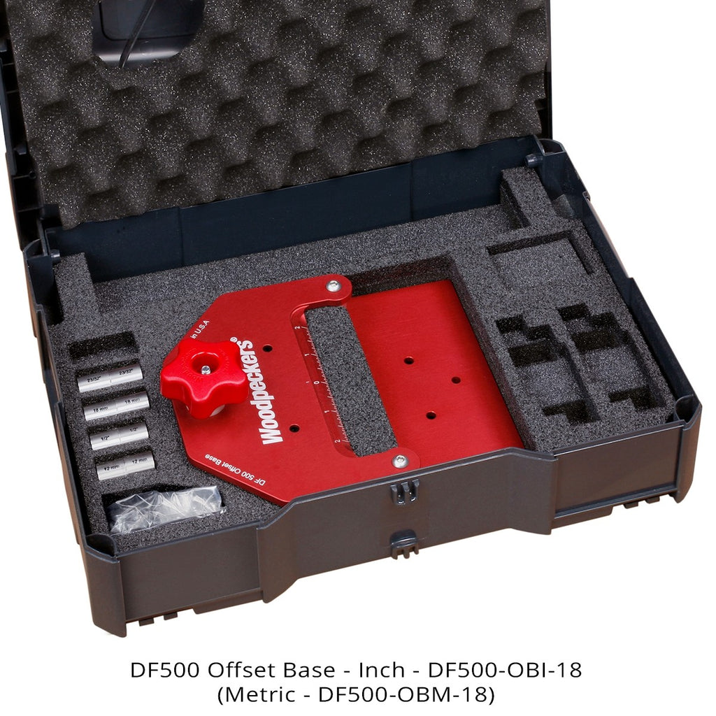 Ultimate Tools DF500 Offset Base System